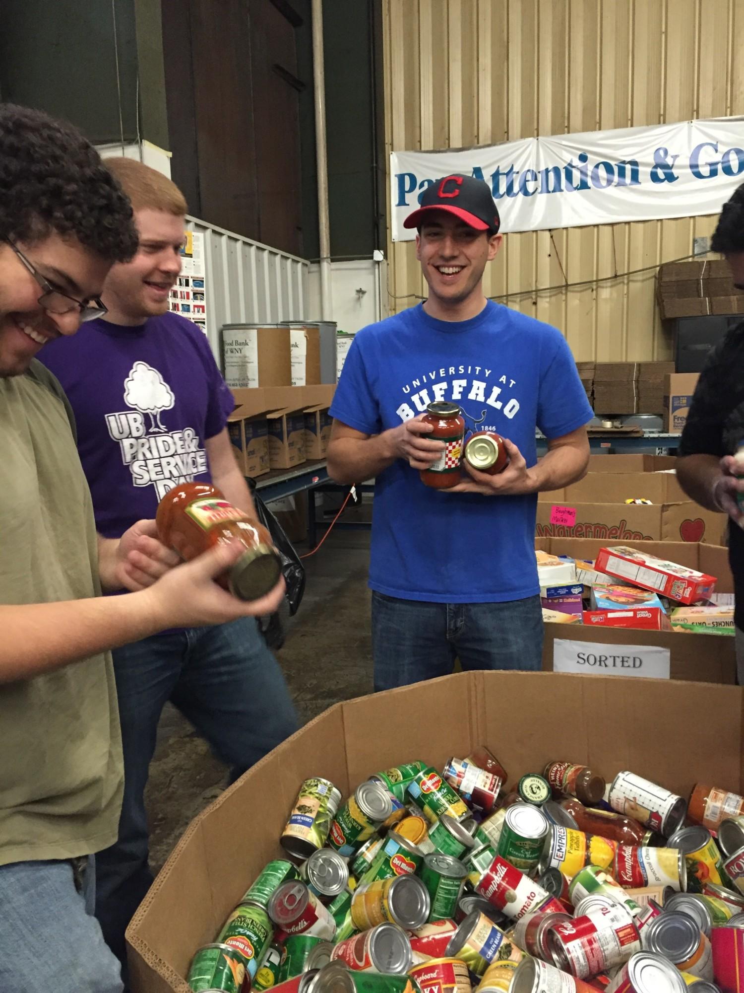 Volunteer Food Bank Of Wny