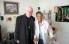 Bishop Malone Delivers Meals, Encourages Volunteerism