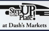 Step Up to the Plate at Dash's Market, now through December 15!