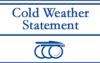 Cold Weather Statement for January 5, 2018