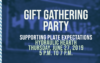 Gift Gathering Party @ Hydraulic Hearth | Thursday, June 27, 2019